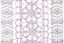 Crochet and Knitting Schemes