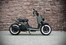 MOTORCYLES I'D OWN