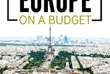 europe. / Europe travel inspiration and travel tips.