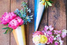 """Floral Arrangements / by """"Gigi Blanks"""""""