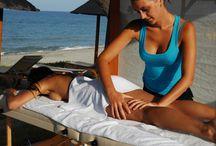 Massages à RIVA BELLA NATURE & THALASSO SPA / Bien-être Riva Bella Thalasso en Corse