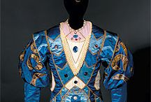 Dance Costumes / What the dancers wore on stage