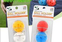 Koviss Wire Spring Holder Double Golf Ball Holder