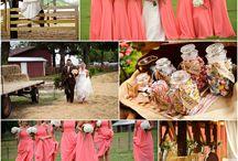 Colour Theme wedding ideas