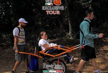 Accessible Rome - Appian Way Park / Accessible Rome - Appian Way Park - (July 2016) Jasmine Marchand and Wheely Trekky accompany us to the discovery of Appian Way Park! http://www.romeanditaly.com/tourism-for-disabled/