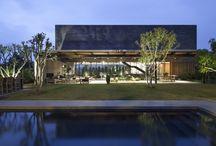 Casa con galeria
