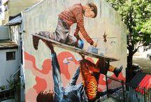 Streetart Almelo
