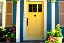 Curb appeal / Welcome to my home