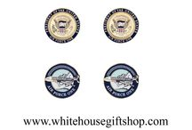 Presidential Lapel Pins / For 70 years, the White House Gift Shop, Est. 1946 by Presidential Memorandum of H. S. Truman is the origin of most classic Presidential jewelry designs. We have made custom jewelry, glassware, and other exceptional items for many Presidents of the United States for seven decades.
