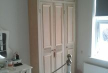 Bedroom built-in wardrobes