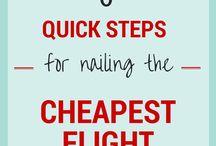 Travel Tips for flights