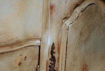 patina nábytku