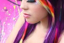 Hair Styles & Make-Up