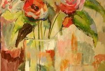 aaaaaaaaaArtwork Floral Paintings