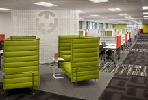 Agile Working Solutions / View examples of Agile Working office designs and furniture.