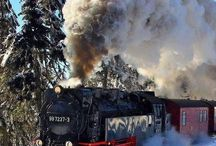 Train reel way (vonatok tárcsás mód)
