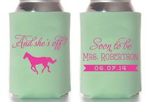 Bachelorette party/bridal shower / Kentucky derby  / by Andi Ross