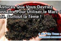 Recyclage MARC DE CAFE