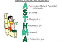 Asthma/COPD/Sleep Apnea