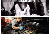Women and cars  ???