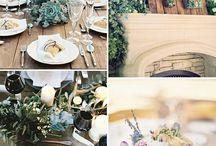 bernadean wedding tables