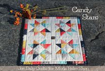 Candy quilts