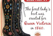 Shoe Trivia! / Facts that will blow your socks off!