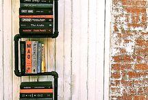 Étagère livres