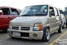 Wagon R Agila