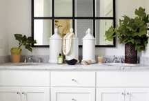 Bathrooms / by Stacey Steward {Steward of Design}
