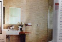 House Interior - Bathroom / Design