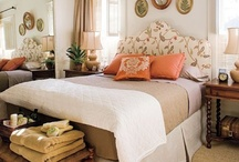 Welcome to the Guest Room / Ideas for creating a welcoming space for your guests.