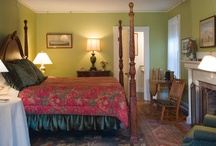 Our B and B / Photos from around our bed and breakfast, Yellow House in Bar Harbor.