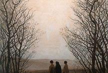 Artist - Caspar David Friedrich