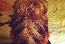 Hair / by Frankie Adams