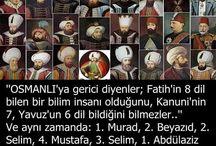 Osmanlı devleti ve padişahları❤️
