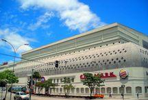 Brazilians shoppings centers