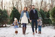Winter photoshoot ideas