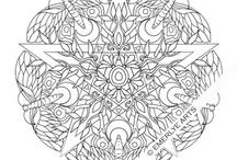 motifs and patterns