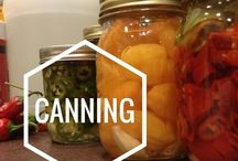 Canning / by Claudia M Thompson