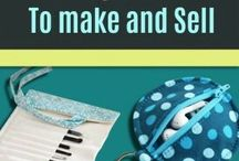 SEWING - TO MAKE AND SELL