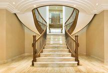 Splendor Stairways / Beautiful staircases  / by Sandra Papez