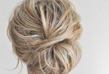 Capelli in testa...... / Pensiero fisso sui capelli