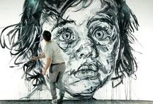 Canvas / Art / Oil on Canvas