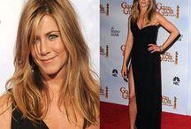 Jennifer Aniston / Effortless. Classic. Simple.