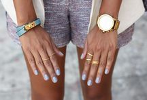 Jewelry and Watches / by Morgan Schaefer