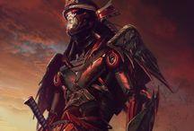 Samurais, Nijas & Honor