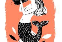Mermaids, Ships & Pirates