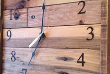 Часы прибор со стрелками_Clock device with arrows