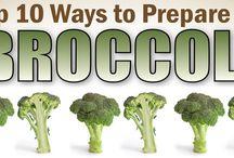 Beets, Broccolli, Brussels & More! / Veggies
